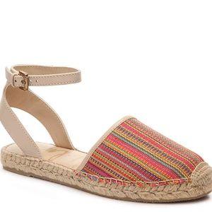 Sam Edelman Vivian Espadrille Sandal Size 9